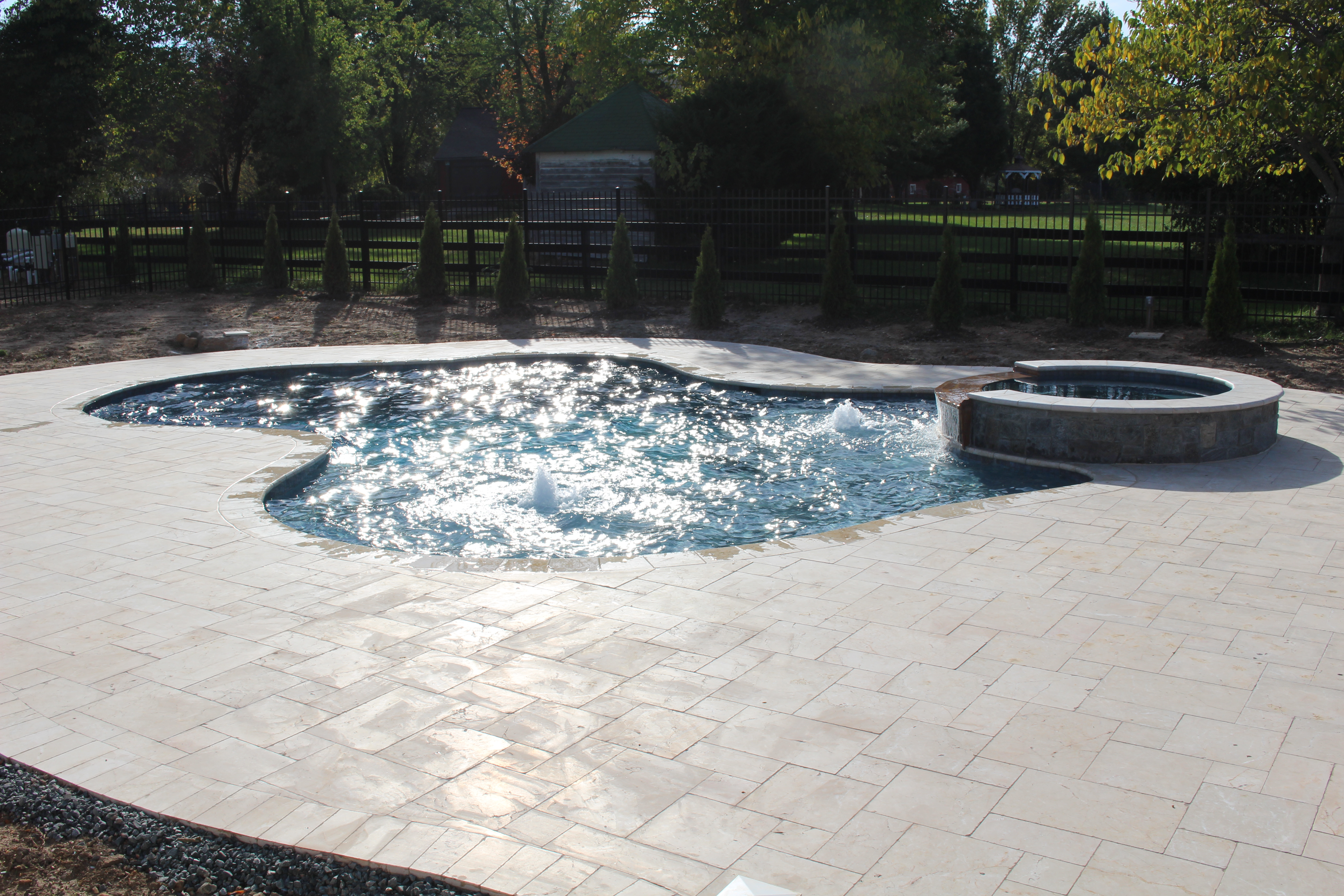 River View Swimming Pool Project