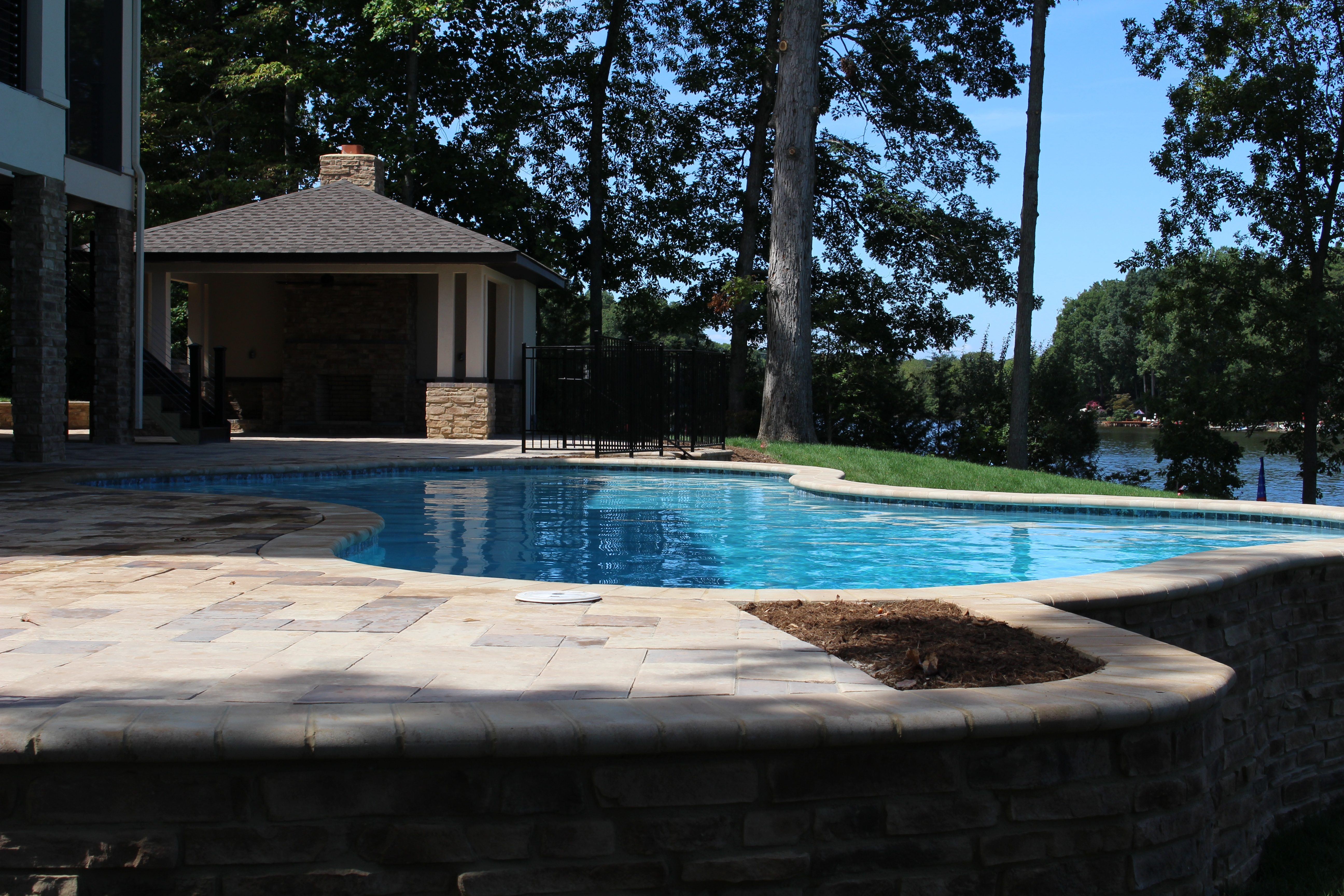 Lake Of The Woods Swimming Pool The Pool Company