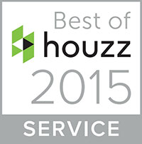 Houzz Service Award 2015