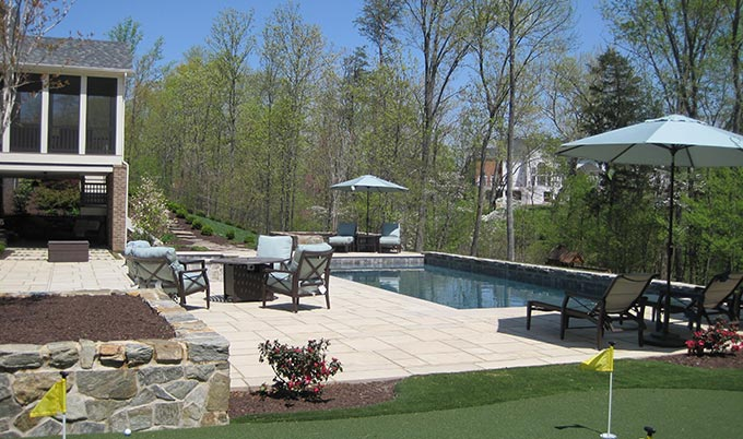 Fauquier County Swimming Pool Contractors