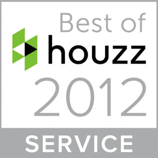Houzz Service Award 2012