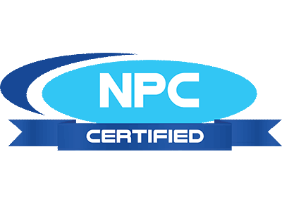 APSP NPC Certification logo