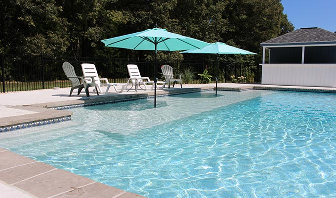 Prince William County Swimming Pool Contractors
