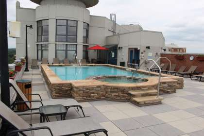 Claridon Swimming Pool and Spa 1