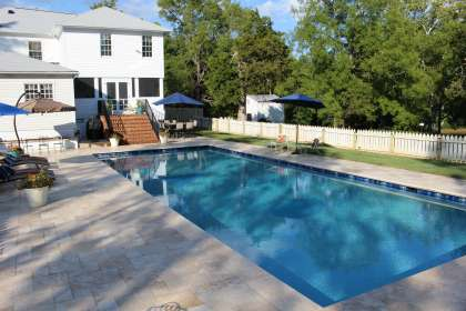 Granite Springs Automatic Pool Cover
