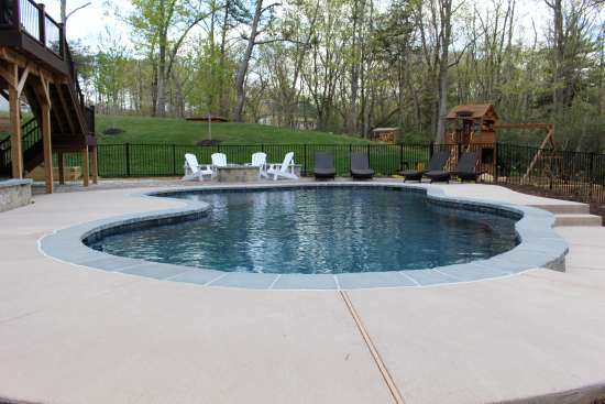 River Bend Pool Project 1